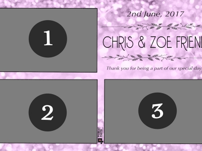 20170602 - Zoe Smith Chris Friend Photo Booth Template