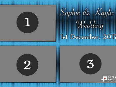 20171201 - Sophie & Kaylie Photo Booth Template