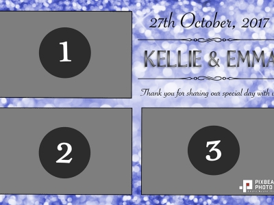 20171027 - Kellie & Emma Photo Booth Template