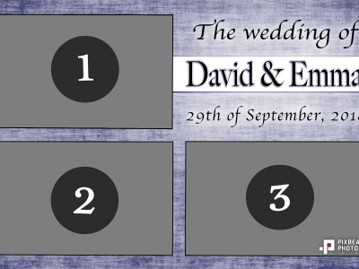 20180929 - Emma & David Photo Booth Template